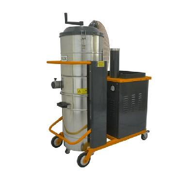 Máy hút bụi sàn nhà xưởng công nghiệp -             VZ-40                                       VZ-55                                       VZ-75                                                         Điện áp (V / Hz)                                       Ba pha 380V / 5