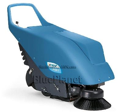 Máy quét rác đẩy tay - ời gian làm việc (h): 1.3 - Khả năng làm việc (m2/h): 2275 - Thùng chứa rác (L): 40 - Tốc độ (km/h): 0-3.5 - Cân nặng(kg): 105 - Kích thước (mm): 1430x660x1000 - Bảo hành 2 năm  Bảng so sánh thông số kỹ t