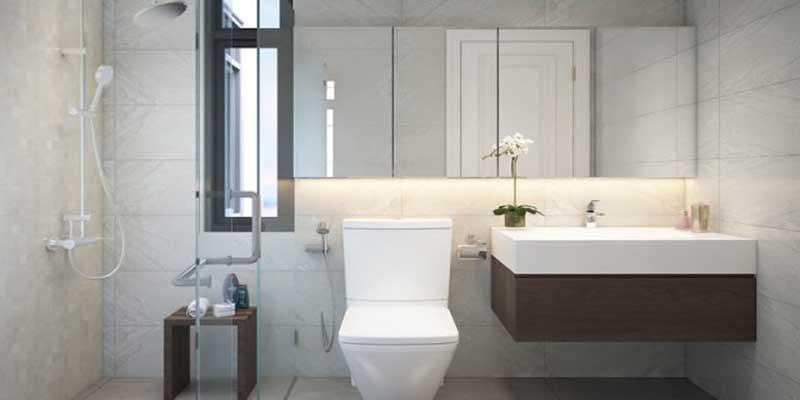 Gợi ý hay để lau sàn toilet hữu hiệu