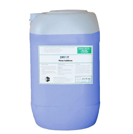 Hóa chất dùng cho máy rửa chén DRY IT