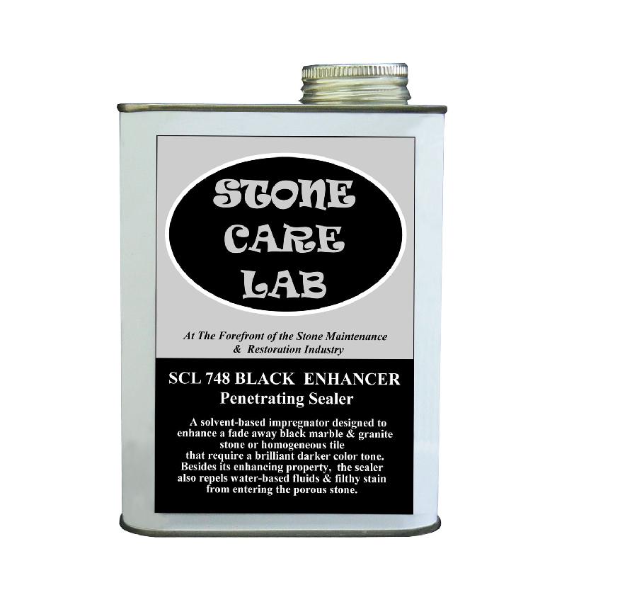 SCL-BLACK COLOR ENHANCER PENETRATING SEALER