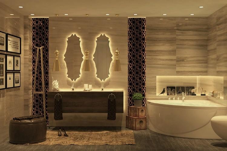 Tham khảo các phong cách để thiết kế phòng tắm đẹp