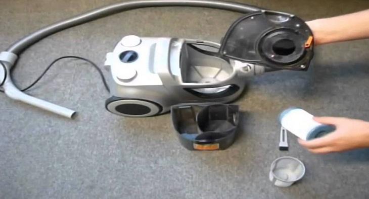 Tìm hiểu cách vệ sinh máy hút bụi đúng theo thiết kế - BluePlanet ...