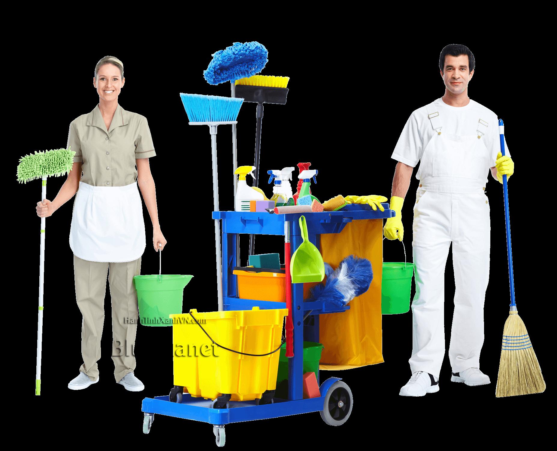 Báo giá bán Dụng cụ vệ sinh công nghiệp ở TpHCM giá rẻ - BluePlanet 1900.633.945