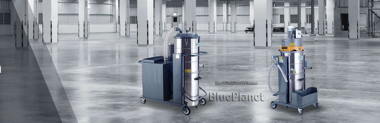 Máy hút bụi công nghiệp cho nhà xưởng
