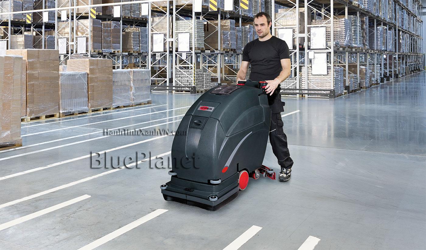 Báo giá bán Máy vệ sinh công nghiệp giá rẻ - BluePlanet 0938.856.733